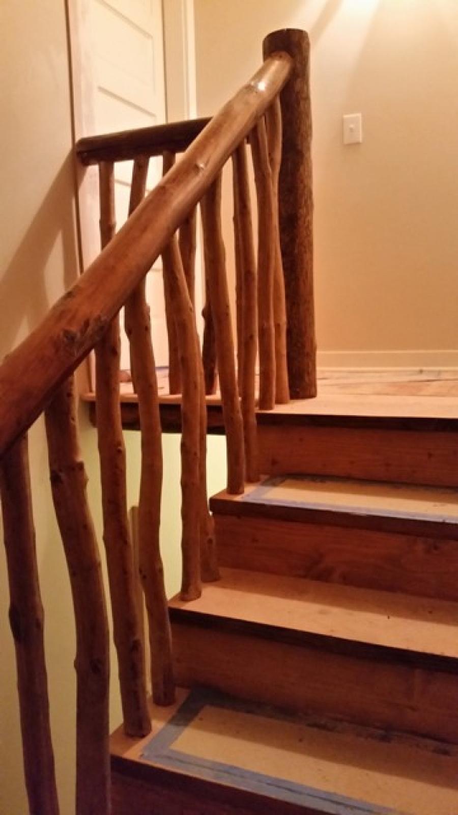 Bellevue Stair Remodel. Image Gallery · Branch Railing